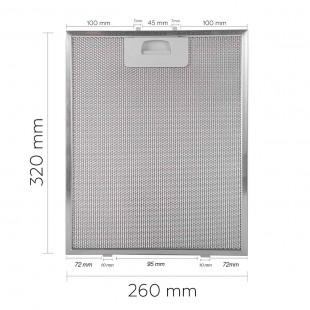 Filtre Pour Hotte Aspirante Teka Dm60&Nbsp